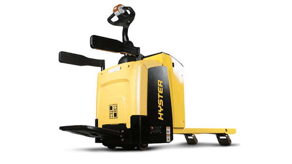Xe điện di chuyển pallet HYSTER đứng lái, sức nâng 2.0 – 3.6 Tấn