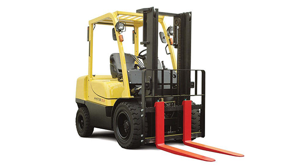 Xe nâng diesel HYSTER ngồi lái, sức nâng 1.5 – 3.5 Tấn