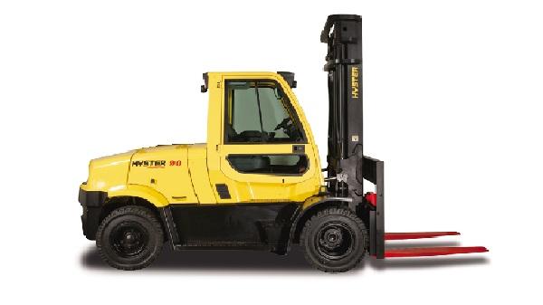 Xe nâng điện HYSTER ngồi lái, Model J7.0-9.0XN, sức nâng 7.0 – 9.0 Tấn