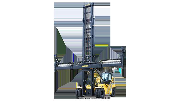 Xe nâng container rỗng HYSTER nâng cao từ 3 – 9 hàng