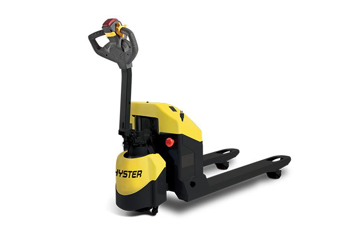 Xe nâng tay điện, kéo tay pallet Hyster P1.5UT